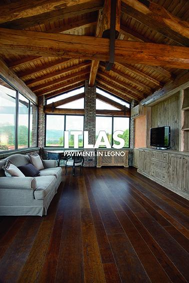 Parquet in legno ITLAS
