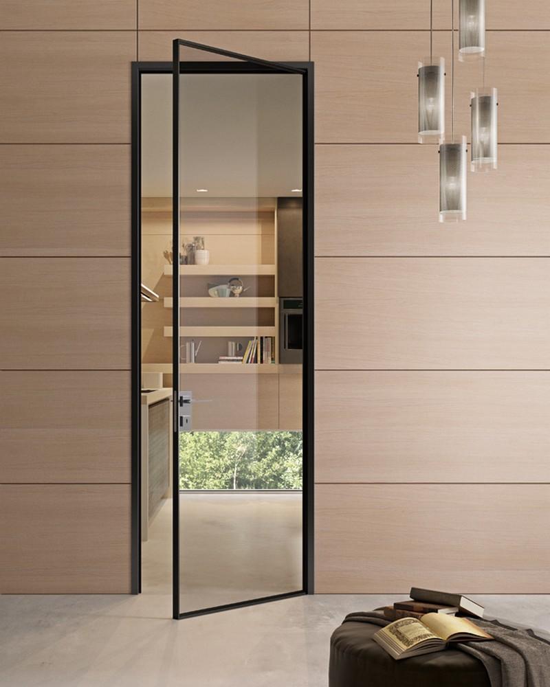 Porte interne in vetro Garofoli