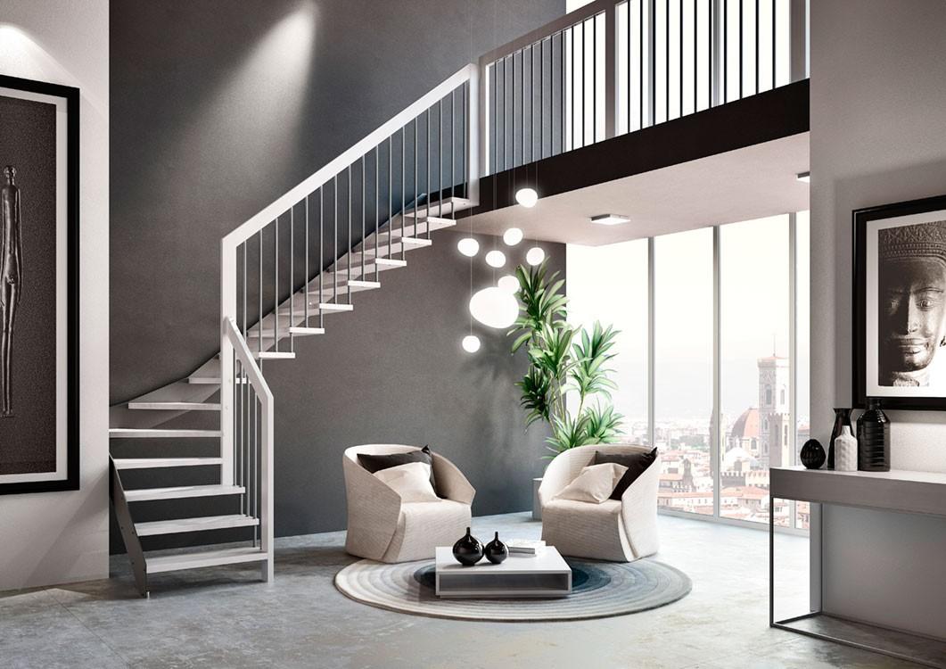 Scale e soppalchi per case moderne